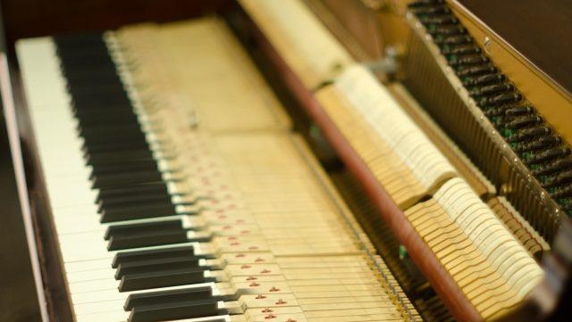 ピアノ メンテナンス