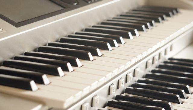 エレクトーン鍵盤