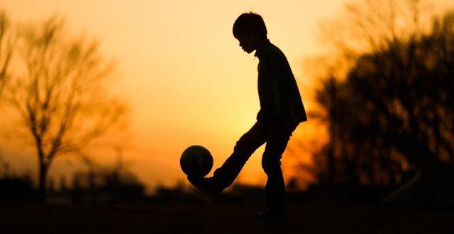 サッカー集中力