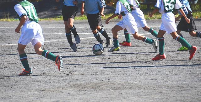 サッカー協調性